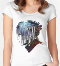 N 0 C T I S Women's Fitted Scoop T-Shirt