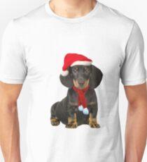Dachshund Christmas Unisex T-Shirt