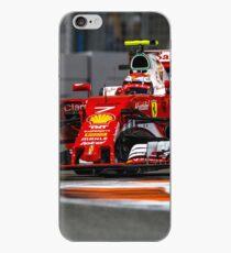 Kimi Raikkonen Ferrari Formula 1 2016 iPhone Case