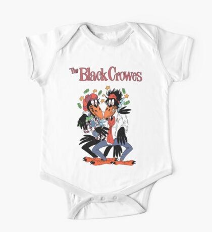 The Black Crowes Classic One Piece - Short Sleeve
