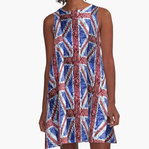 The Union Jack A-Line Dress