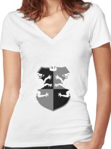 Dragon Age - Queen of Ferelden Women's Fitted V-Neck T-Shirt