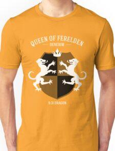 Dragon Age - Queen of Ferelden Unisex T-Shirt