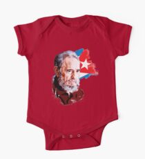 Fidel Castro One Piece - Short Sleeve