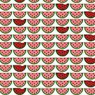 Holen Sie sich Ihre Melonen in einer Reihe von JCDesignsUK
