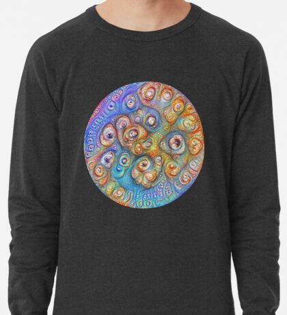 Planet Four #Deepdream Lightweight Sweatshirt