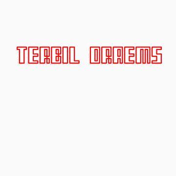 TERBIL DRAEMS 1 by HauntedBox