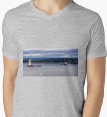 New Forth Crossing - 17 May 2014 V-Neck T-Shirt