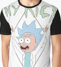 Tiny Rick Graphic T-Shirt