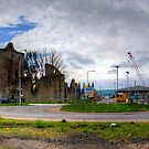Rosyth Castle by Tom Gomez
