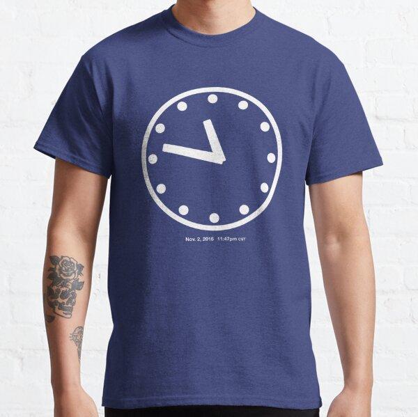 11:47pm CST Classic T-Shirt