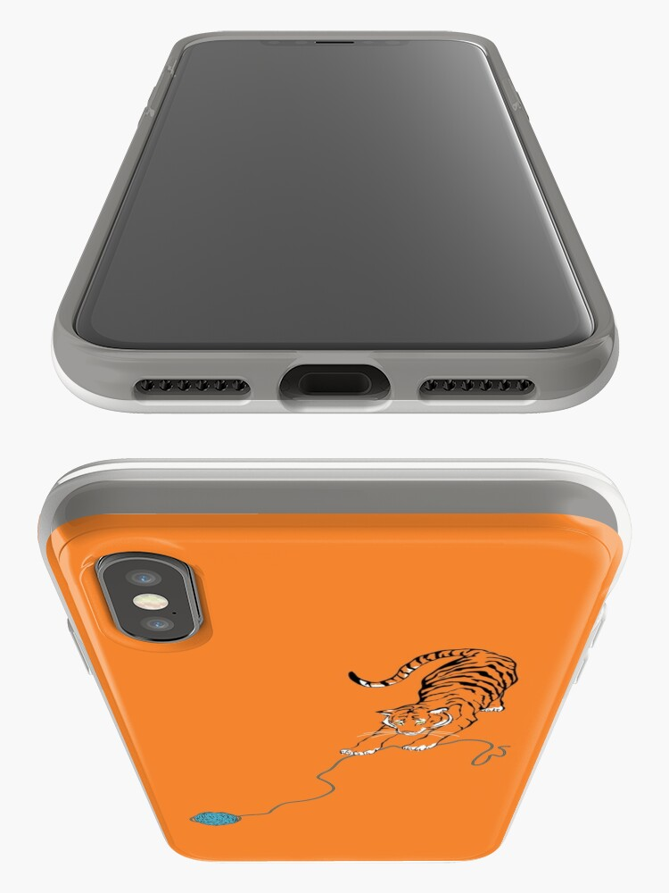 Alternate view of Big Kitty iPhone Case & Cover