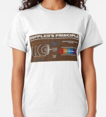 Doppler's Principle Classic T-Shirt