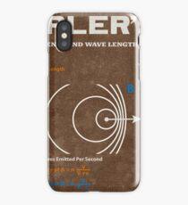 Doppler's Principle iPhone Case/Skin