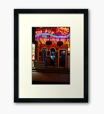 CHINA OF THE LIGHT : The Pub Framed Print