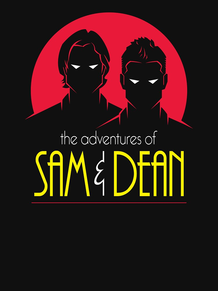 Sam and Dean: The Animated Series | Unisex T-Shirt
