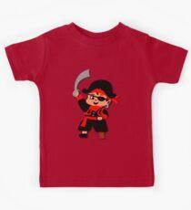 Pirate Kid Billy Tee Kids Tee
