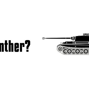 Got Panther? - Military History Visualized by mhvis
