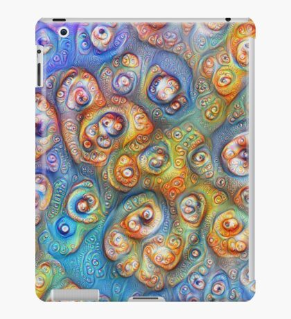 Planet Four #Deepdream iPad Case/Skin