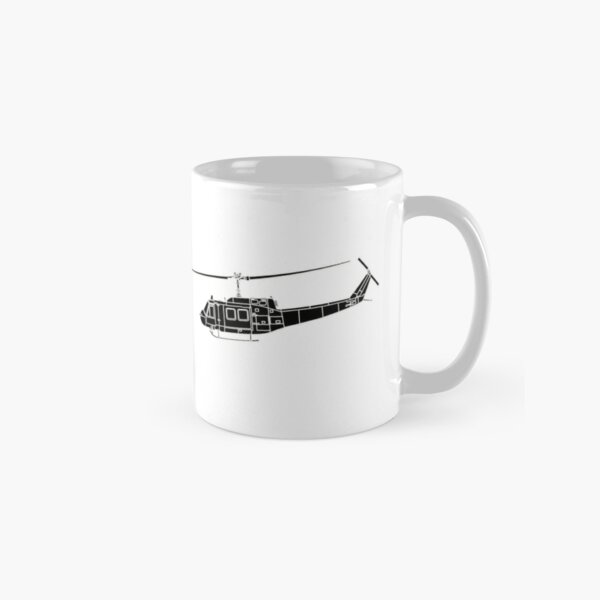 I love the smell of Näpalm in the Morning - Huey - Military History Visualized Classic Mug