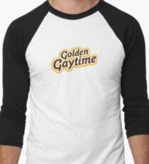 Golden Gaytime Men's Baseball ¾ T-Shirt