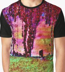 Paint & Rust Graphic T-Shirt