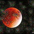 Another Galaxy's BloodMoon by WildThingPhotos