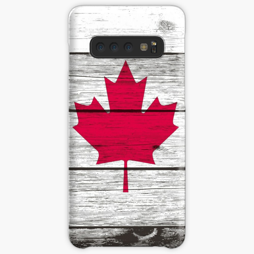 Canadian flag Case & Skin for Samsung Galaxy