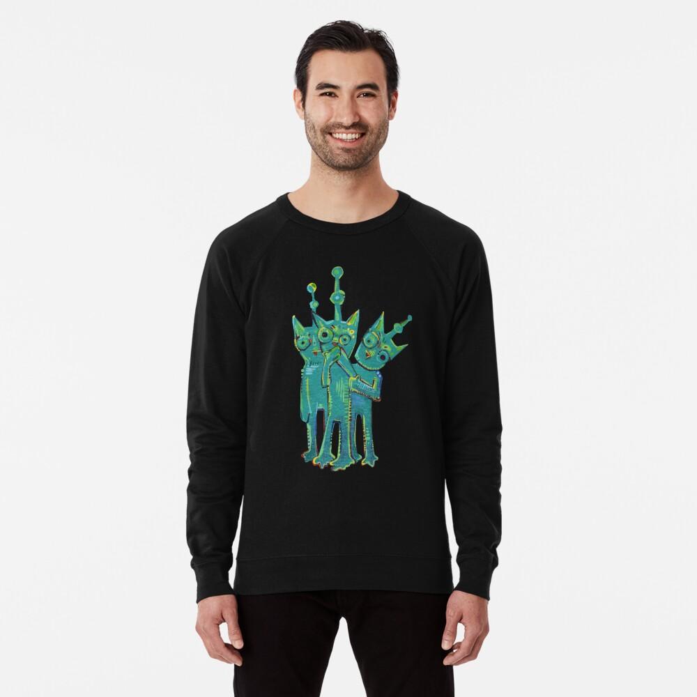 Sadworld Painting - 2014 Lightweight Sweatshirt