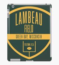 Lambeau Field iPad Case/Skin