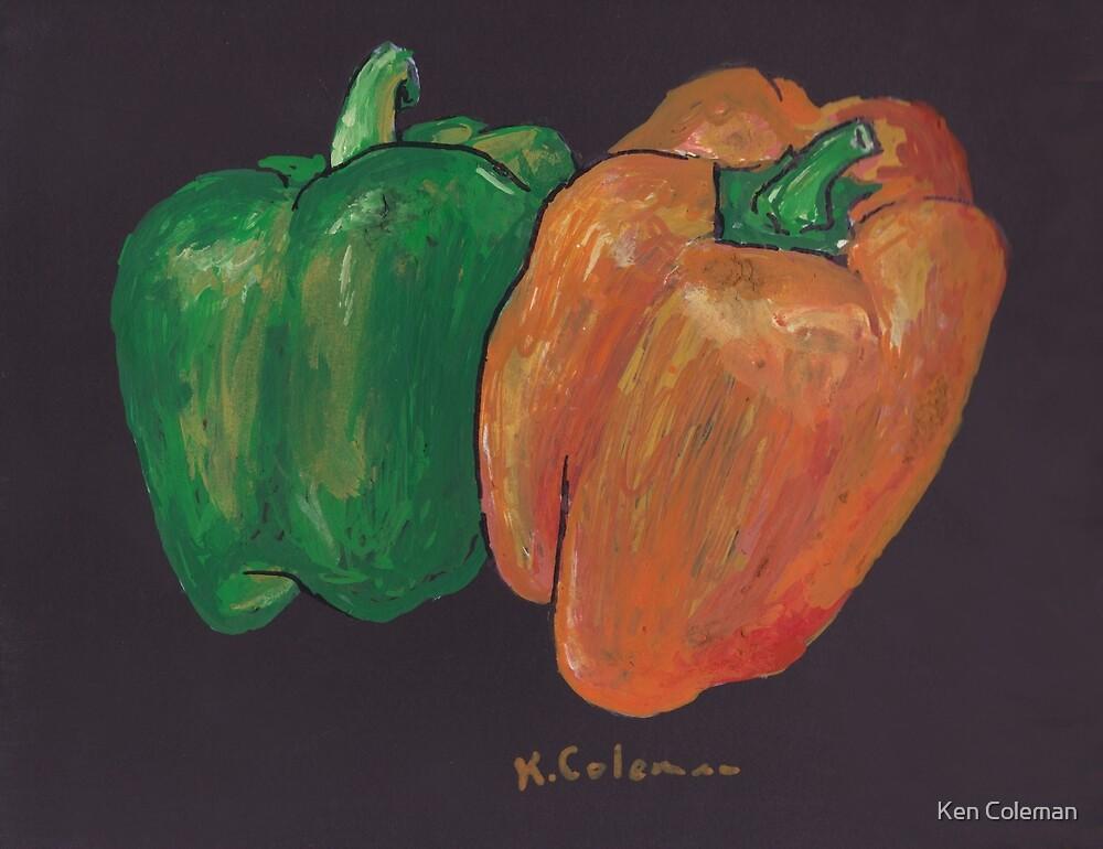 Peppers! by Ken Coleman