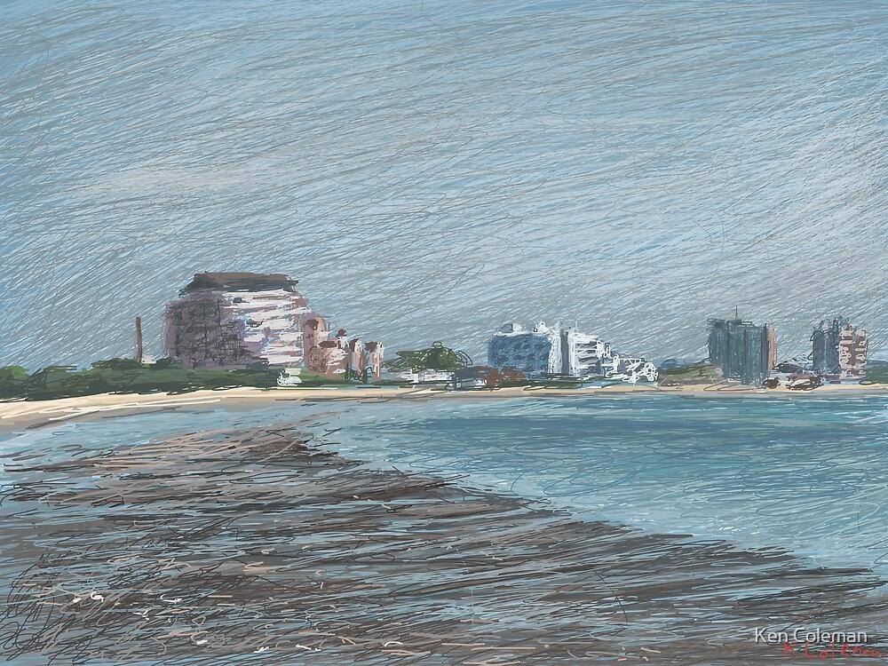 Revere Beach 1 by Ken Coleman