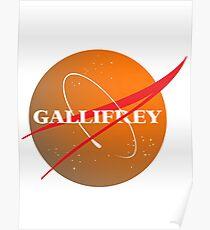 Gallifrey Poster