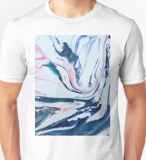 pastel swirl Unisex T-Shirt