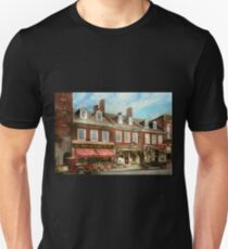 City - Easton MD - A slice of American life 1936 Unisex T-Shirt