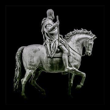 Equestrian Statue of Cosimo I - Cutout by martinographics