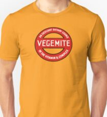 Vintage Vegemite Unisex T-Shirt