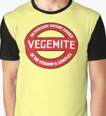 Vintage Vegemite Graphic T-Shirt