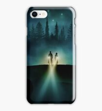 The X-Files iPhone Case/Skin