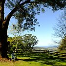 """A View to The Sea - """"Woodhill"""" Berry by Gabrielle  Lees"""