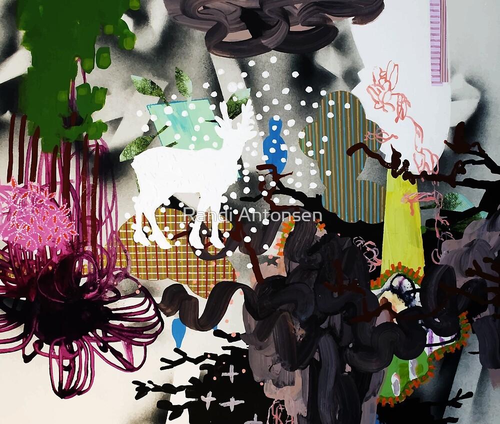 Brave new world by Randi Antonsen