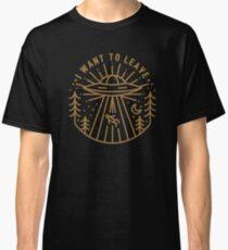 Ich will gehen Classic T-Shirt