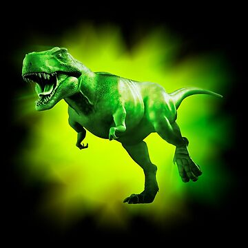 Tyrannosaurus Rex Design 1 by magarlick