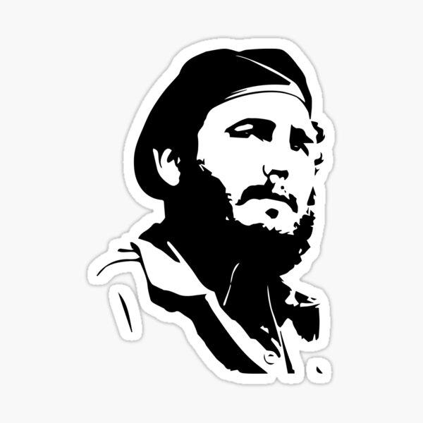 Fidel Sticker