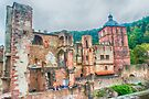 Heidelberg Castle ( by Imagery