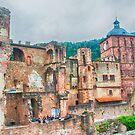 Heidelberg Castle ( by Imagery