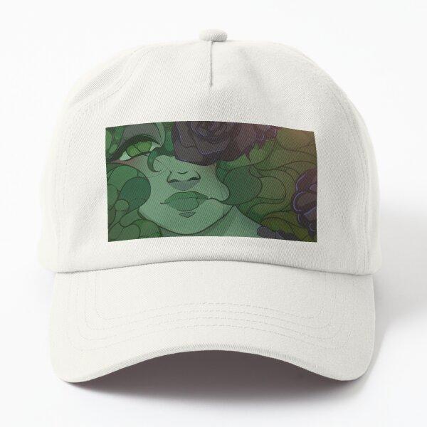 Haunted Garden Rose Dad Hat