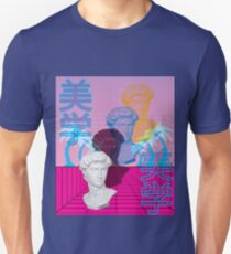 Perspective Vaporwave T-Shirt