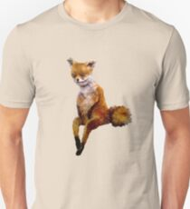 Stoned fox the Taxidermy Fox Meme T-Shirt