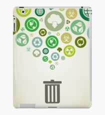 Ecology iPad Case/Skin